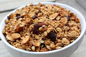 Nutty-Granola